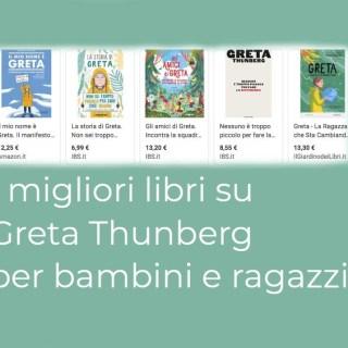 Greta Thunberg libri
