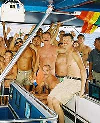 Going Nowhere Queerly-Top Cruise Companies