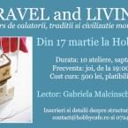 Travel si Living – Curs de calatorii, traditii si civilizatie mondiala