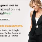 Noi designeri la Casual Wear