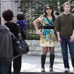 Mark Zuckerberg insurat cu Priscilla Chan