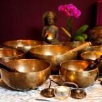 Meditatii terapeutice in acompaniament de Boluri Tibetane