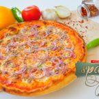 Spago Pizza