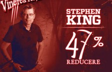 Stephen King – 47% Reducere in Weekend