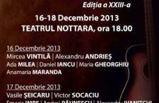 Festivalul Om Bun Editia 23