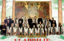 "Corul MADRIGAL  aduce ""Lumina Invierii"" la Ateneul Roman"