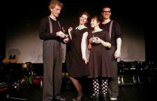 Trupa de teatru contemporan LICHTBENDE – premiera in Romania