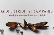 MIDII, STRIDII SI SAMPANIE! La Cafepedia Romana!