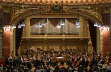 """Orchestra Filarmonicii """"George Enescu"""", Dirijor: Jin Wang, Soliști: Roxana Gheorghiu şi Valentin Gheorghiu"""