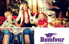 Calatoreste de Sarbatori – Rezerva-ti cursa la Romfour – Transport International de Persoane