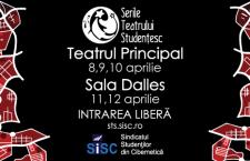 Serile Teatrului Studentesc revine cu a XXI-a editie!