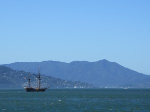 San Francisco has a rich maritime tradition © 2015 Karen Rubin/news-photos-features.com