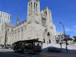 Grace Church, San Francisco © 2015 Karen Rubin/news-photos-features.com