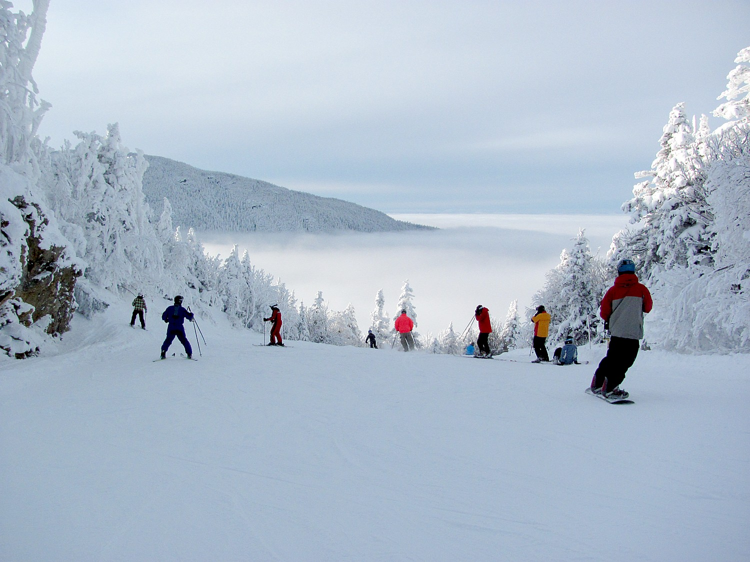 Vermont Mountain Resorts Gear Up to Enhance Guest
