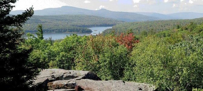 Fall Getaway in the Great Northern Catskills: Hiking the Hudson River School Art Trail