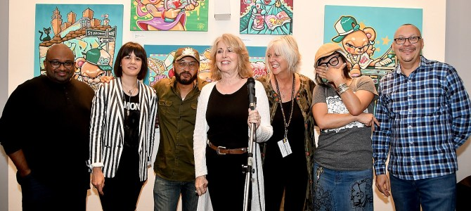URBAN POP Exhibit Brings 5 Notable Artists to Gold Coast Arts Center, Great Neck, Long Island