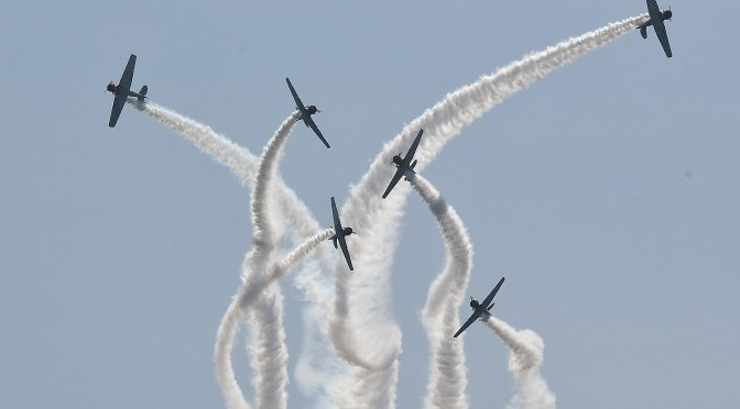 Photo Highlights from 15th Annual Memorial Day Bethpage Air Show at Jones Beach, Long Island