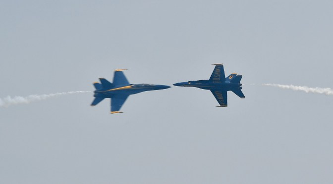 US Navy Blue Angels at 15th Annual Memorial Day Bethpage Air Show at Jones Beach, Long Island: Photo Highlights