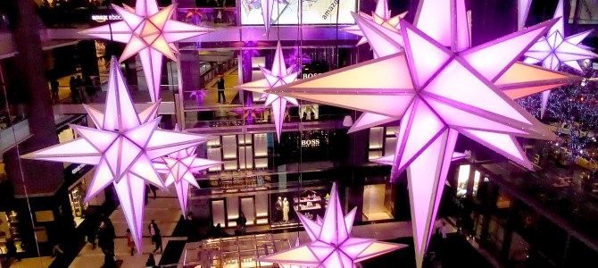 Shops at Columbus Circle: Festive, Refined Shopping & Entertainment Destination Sparkles for the Holidays in New York