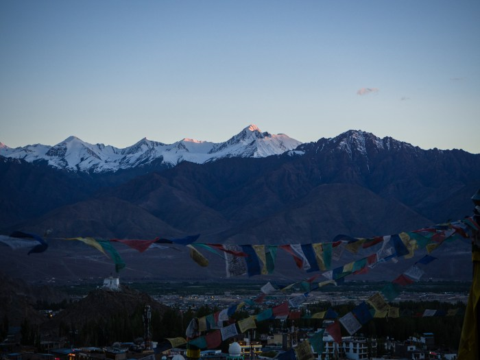 View from Leh Palace