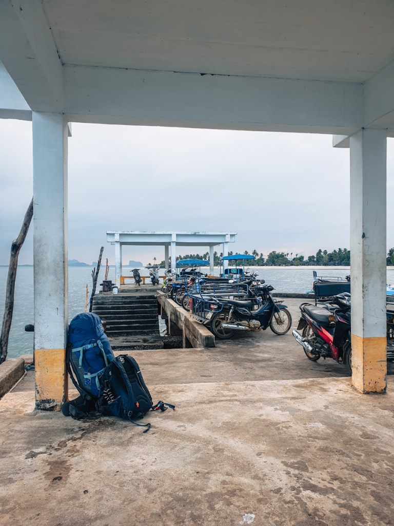 Solo travel in Thailand