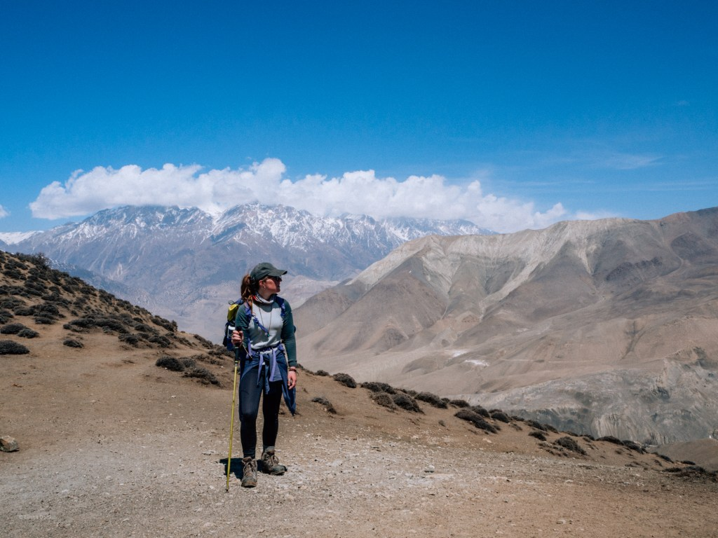 Solo hiking in Nepal