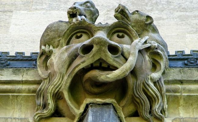 The History of Gargoyles