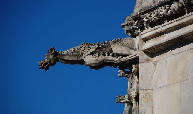 History gargoyle