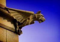 History gargoyles