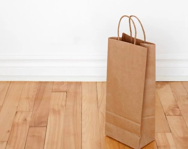 Paper Bag Floors