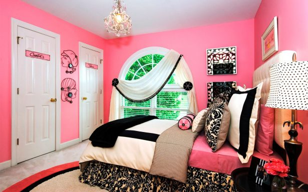 Bedrooms Idesa For Girls And Teens (Pink Design)