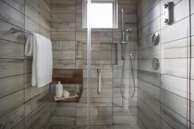25+ Walk in Showers for Small Bathrooms (To Your Ideas and ... Ideas Design Shower Bathroom Wqlkin on