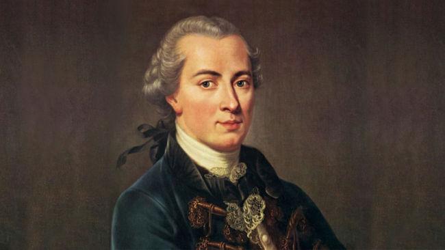 Teori nebula menurut Immanuel Kant