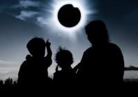 pengertian gerhana matahari