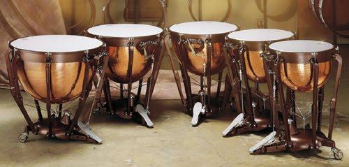 alat musik timpani