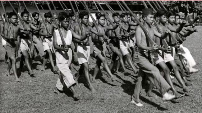 pergerakan kemerdekaan indonesia sampai proklamasi tema 2 kelas 6