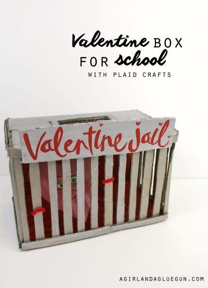 Valentine Jail