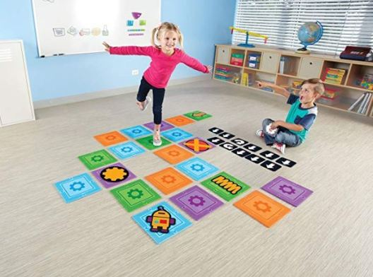 Coding Game For Kids Lets Go Code