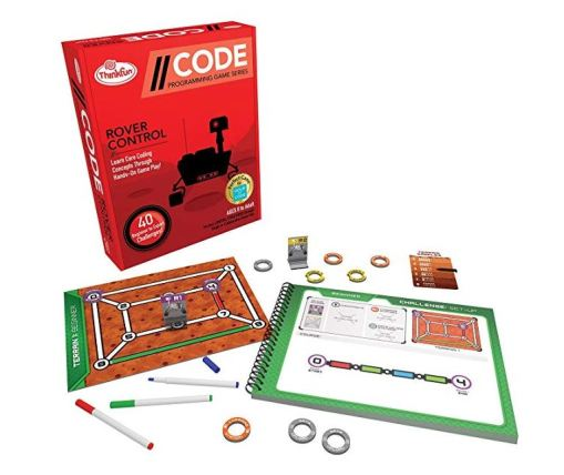 Coding Game For Kids Rover Control