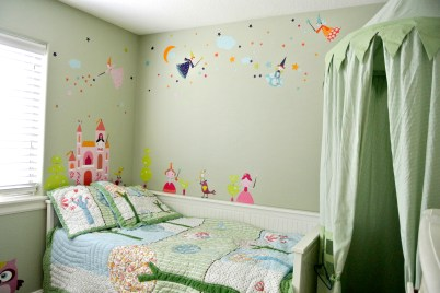 Grace's room after #1 2