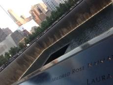 National 9/11 Memorial Reflecting Pool