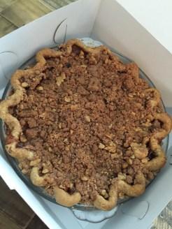 Pacific Pie Co. Apple Sour Cream Pie