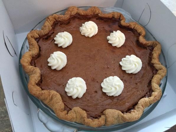 Pacific Pie Co. Pumpkin Pie