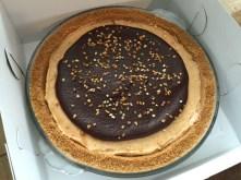 Pacific Pie Co. Chocolate Peanut Butter Pie
