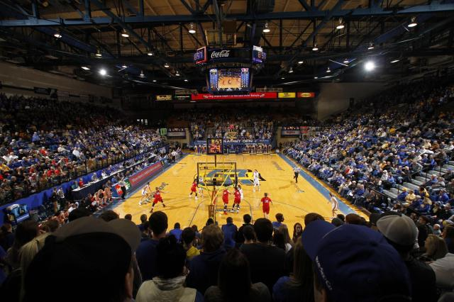 Frost Arena - Facilities - South Dakota State University Athletics