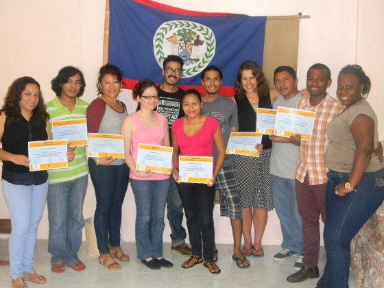 GOBelize Advocacy Training 2013
