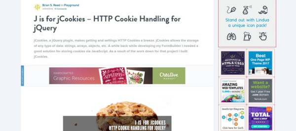 Best jQuery Cookie Plugins for 2017 - GojQuery