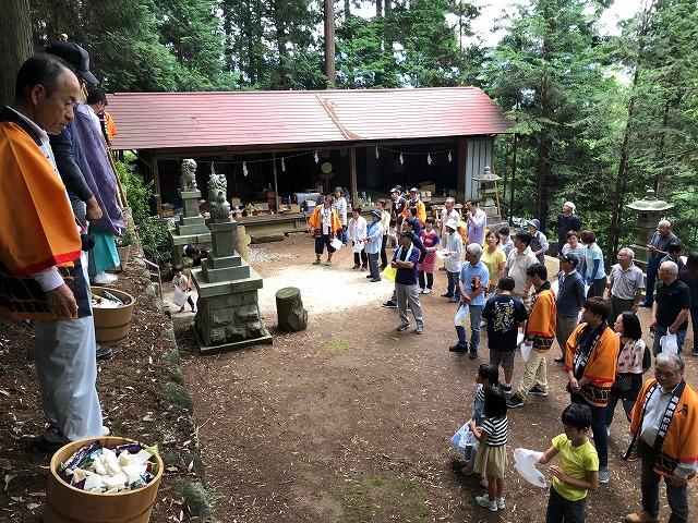 令和元年の菅原神社大祭