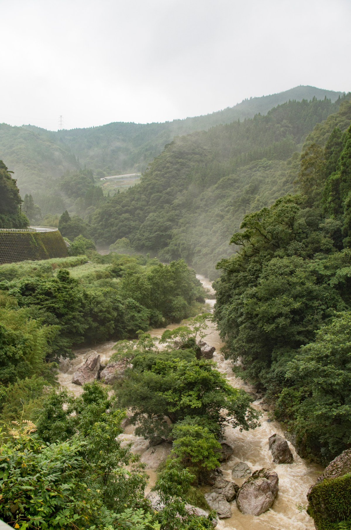 Tsuyu, Japan's rainy season on Kyushu