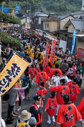 Parade of citizens